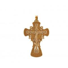 Мужской крест большой