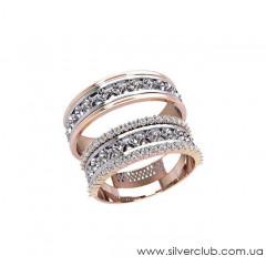 Красивые золотые кольца